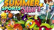 Игра Никелодеон: Летние Спортивные Звёзды / Nick Summer Sports Stars