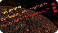 Игра Супер Лазерный Бластер: Осада Планеты 2 / Super Lazer Blaster Planet Assault 2