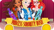 Игра Женское Общество Принцесс / Princess Sorority Rush