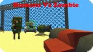 Игра Когама: Люди Против Зомби / Kogama: Humans Vs Zombie