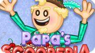 Игра Скуперия Папы / Papa's Scooperia