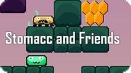 Игра Желудок И Друзья / Stomacc And Friends