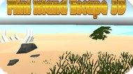 Игра Побег С Маленького Острова / Mini Island Escape 3D