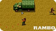 Игра Рэмбо 3 / Rambo 3