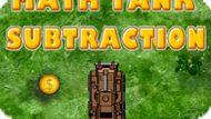 Игра Математический Танк Вычитание / Math Tank Subtraction