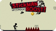 Игра Повышение Стикмена 2 / Stickman Boost 2