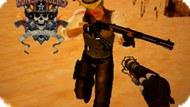 Игра Опытный Стрелок: Дикий Западный Волк / Gunslinger Wild Western Wolf