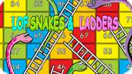 Игра Змеи И Лестницы / Lof Snakes & Ladders