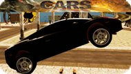 Игра Супер Трюки На Автомобиле / Super Stunt Cars