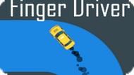Игра Пальчиковый Гонщик / Finger Driver