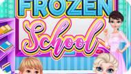Игра Замороженная Школа / Frozen School