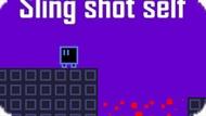 Игра Слинг Выстрелил Сам / Sling Shot Self