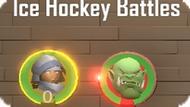 Игра Хоккейные Битвы / Ice Hockey Battles