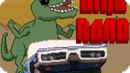 Игра Дино Дорога / Dino Road