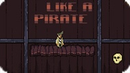 Игра Прыжок Пирата / Jump Like A Pirate