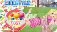 Игра Образ Жизни Принцесс: Удобный И Активный / Princesses Lifestyle: Cosy & Active