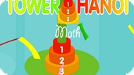Игра Башня Ханоя Математическая / Tower Of Hanoi Math
