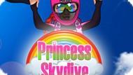 Игра Принцесса Делает Затяжные Прыжки С Парашютом / Princess Skydive