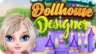 Игра Спроектируйте Кукольный Домик Для Ребенка Эльзы / Baby Elsa Dollhouse Designer