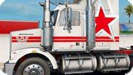 Игра Западные Звездные Грузовики: Скрытые Буквы / Western Star Trucks Hidden Letters
