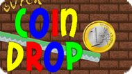 Игра Падение Супер Монетки / Super Coin Drop