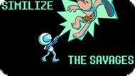 Игра Уровнять Дикарей / Similize The Savages