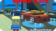Игра Когама: Скоростная Гонка / Kogama: Speed Race