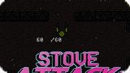 Игра Плиточная Атака / Stove Attack