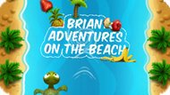 Игра Приключения Брайана На Пляже / Brian Adventures On The Beach