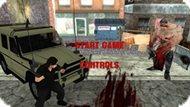 Игра Последняя Ночь: Уличные Бои Против Зомби / Final Night: Zombie Street Fight