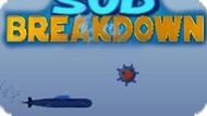 Игра Сломанная Субмарина / Sub Breakdown