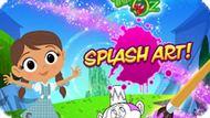 Игра Дороти И Волшебник Страны Оз: Арт Вспышка / Dorothy Wizard Oz Splash Art!
