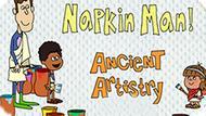 Игра Приключения Салфетки! Древнее Искусство  / The Adventures Of Napkin Man! Ancient Artistry