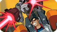 Игра Генератор Рекс: Спасение Агента