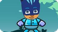 Игра Герои В Масках: Прыжки Кэтбоя