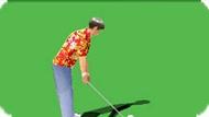 Игра Гольф 3Д