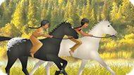 Игра Гонка На Лошадях Каи