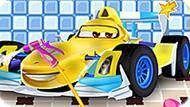 Игра Гоночный Автомобиль На Автомойке