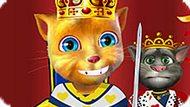 Игра Говорящий Кот: Коронация Принца Рыжика