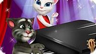 Игра Говорящий Кот Том И Его Любовь