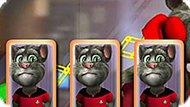 Игра Говорящий Кот Том: Карты На Память