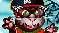 Игра Говорящий Кот Том На Хэллоуин
