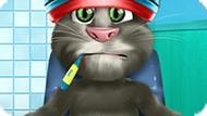 Игра Говорящий Кот Том: Операция
