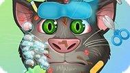 Игра Говорящий Кот Том: Отличный Макияж