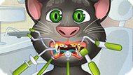 Игра Говорящий Кот Том: Проблемы С Зубами