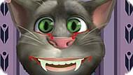 Игра Говорящий Кот Том: Возрождение Вампира