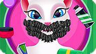 Игра Говорящий Кот: Уход За Анжелой