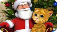 Игра Говорящий Санта И Говорящий Рыжик