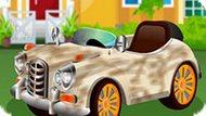Игра Автомойка: Даша Моет Автомобиль