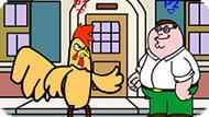 Игра Гриффины: Питер Против Петуха